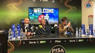 Presentazione ufficiale del nuovo DS Claudio Chiellini