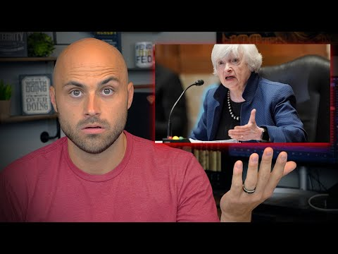 Yellen Urges Congress AGAIN... Time is Running Out
