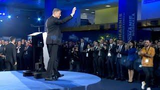 Premier tour de la Présidentielle en Roumanie, Klaus Iohannis donné en tête