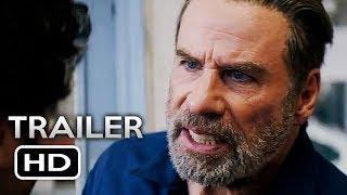 TRADING PAINT Official Trailer (2019) John Travolta Action Movie HD