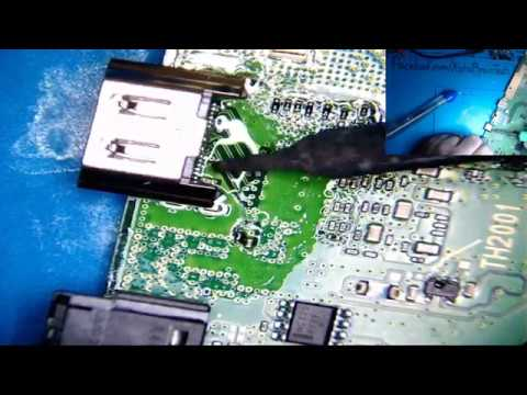 Ps4 HDMI Port Replacement using Low Melt Solder/Hot Air with Tips and Tricks