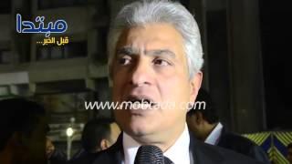 فيديو  وائل الإبراشى: حمادة إمام قضى على التعصب بحكمته