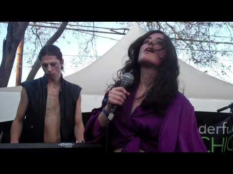 Austra at Cheer Up Charlies - SXSW 2011 (SSG Music)