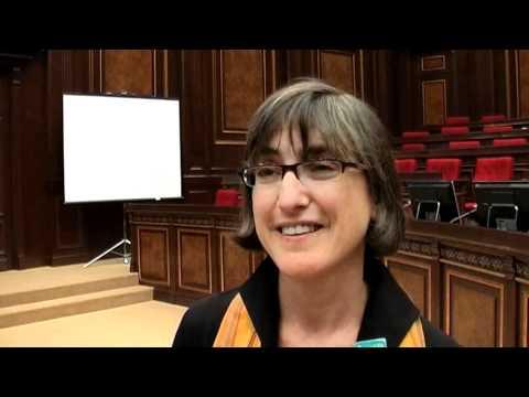 Interview With Alexandra Yuster, UNICEF Moldova