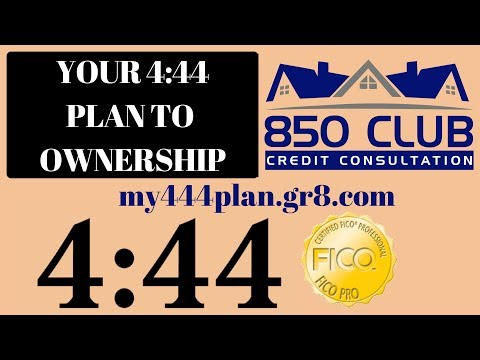 Live Webinar - How To Buy A Multi-Family Rental Property - 850 Club Credit Consultation