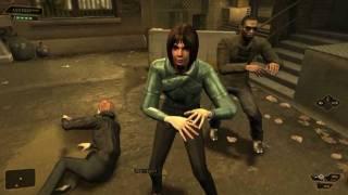 Обзор игры Deus Ex Human Revolution