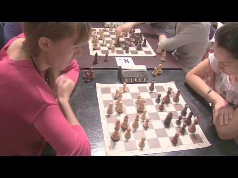 2017-09-03 WGM Gyria - GM Kosteniuk Moscow Chess Blitz. Final
