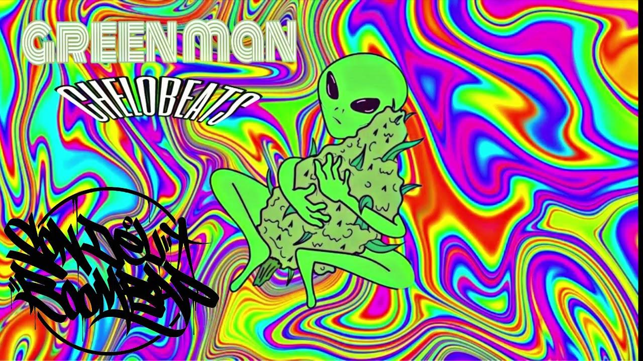 GREEN MAN // Instrumental Boombap Rap undergraund Beat #CheloBeats