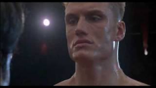 Rocky Balboa VS Ivan Drago (Part 1)