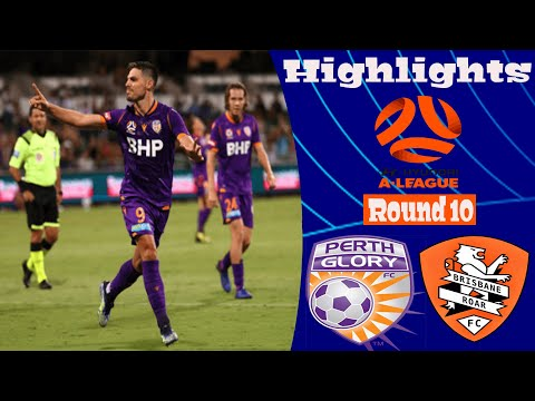 Perth Brisbane Roar Goals And Highlights