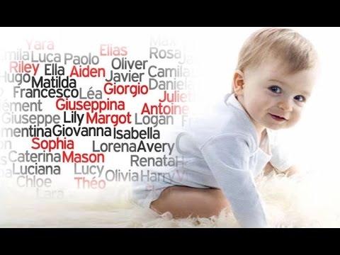 los mejores nombres para bebes clasicos y modernos para ni o y ni a youtube. Black Bedroom Furniture Sets. Home Design Ideas
