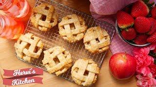 Mini pie de manzana | Ale Hervi