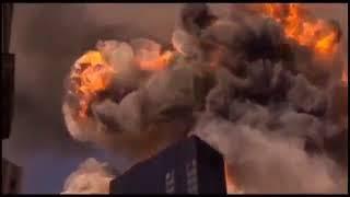 Теракт в США 11 сентября 2001 годав— разрушения башен-близнецов в Нью-Йорке 11/9