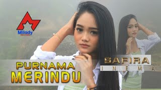 Safira Inema - Purnama Merindu (DJ Santuy) [OFFICIAL]
