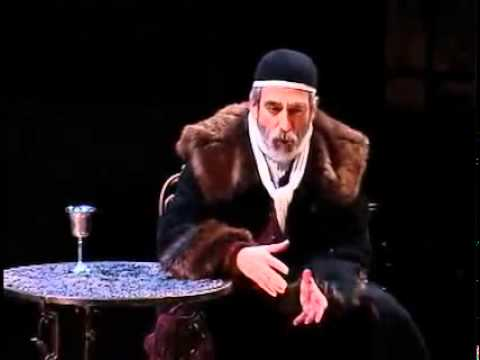 Shylock/ The Merchant of Venice/ Guthrie Theater