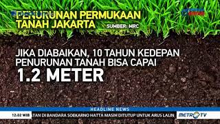 Ini Penyebab Utama Banjir di Jakarta