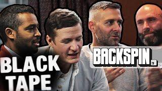 """Baixar Hip-Hop-Film: """"Blacktape"""" – Falk, Staiger und Sekou im Interview mit Niko (BACKSPIN TALK)"""