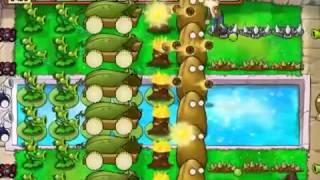 Plant vs Zombie Mini Game ZomBotany 2