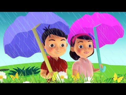 Pani Barsa Cham Cham Rhyme In Hindi | पानी बरसा छम छम छम | Kids Tv India | Hindi Nursery Rhymes