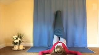 Restorative Yoga- Legs Up the Wall
