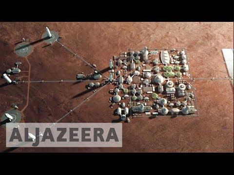 'Mars colonisation' dominates International Astronautical Congress
