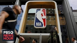 NBA's Chinese business interests clash with free speech in Hong Kong tweet controversy