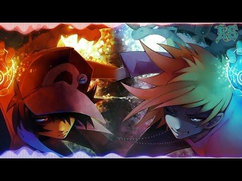 Pokémon Sun/Moon Remix: Champion Red & Blue Battle (Fanmade)