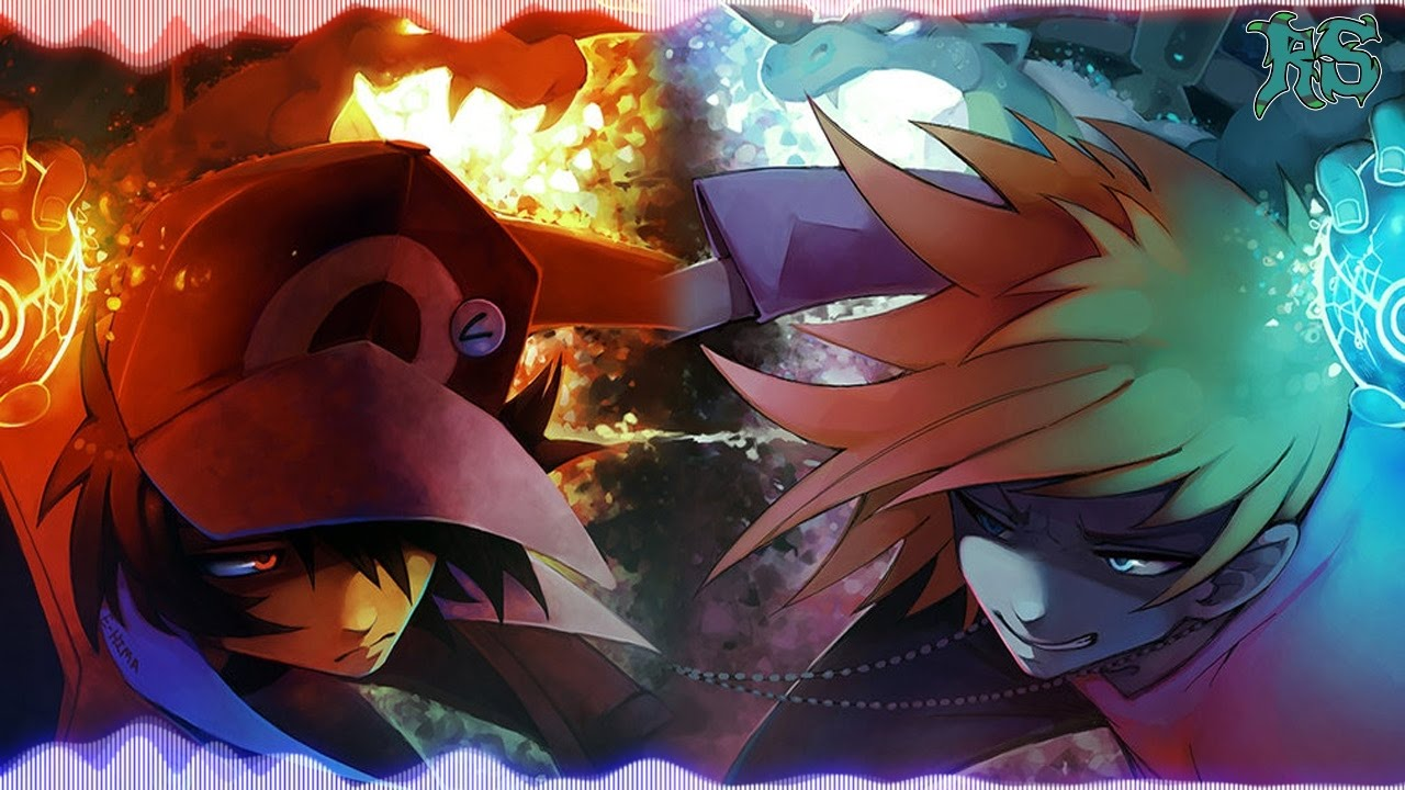 red vs blue sun and moon - photo #25