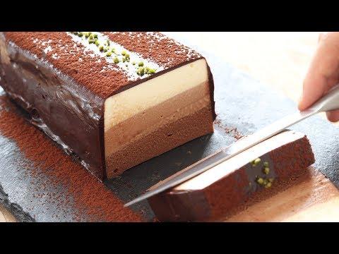 No-Bake Chocolate Cheesecake|HidaMari Cooking