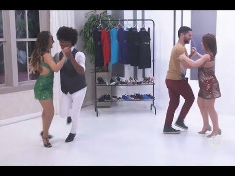 Conheça Zouk e Samba de Gafieira, tipos de dança de salão criados no Brasil