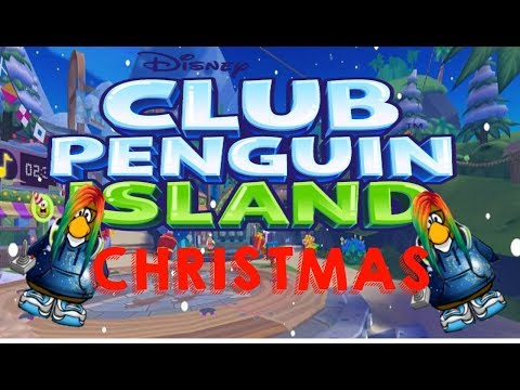 Club Penguin Island Christmas Party Review 2017