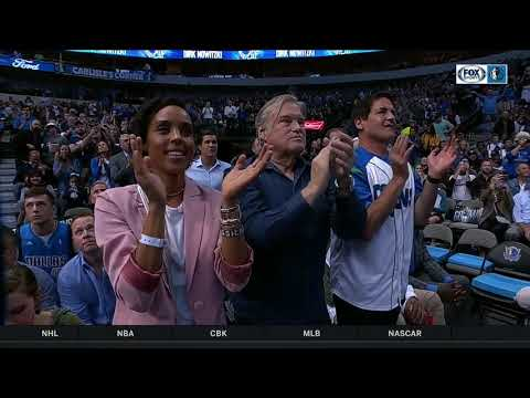 Bo and Jim - Congratulations Dirk!!!  Here's the post-game press conference on FoxSports