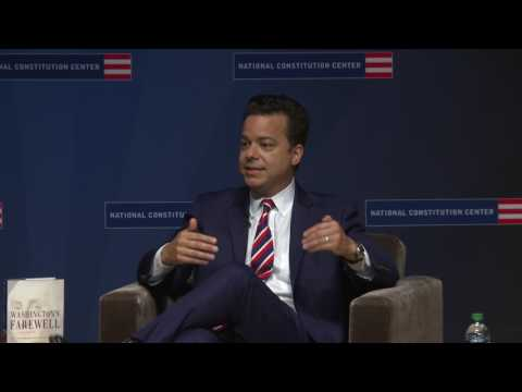 John Avlon and Washington's Warning to Future Generations (HD)