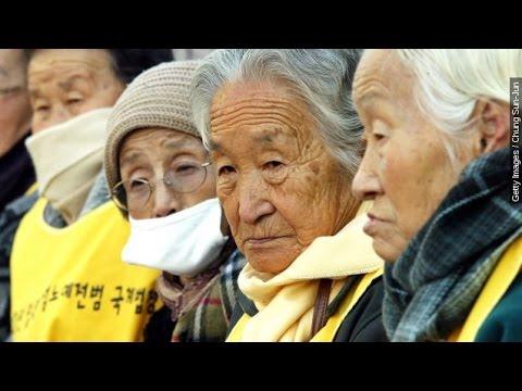South Korean Comfort Women Threaten To Sue Japan