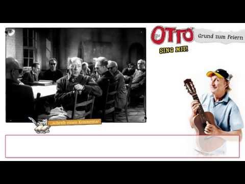 Grund zum Feiern - Karaoke Video - Sing mit Otto!
