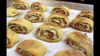 Pecan Pie Rugelach    12 Days of Christmas Cookies Part 4