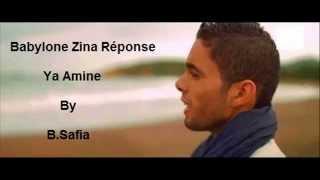 babylone zina rponse ya amine by b safia