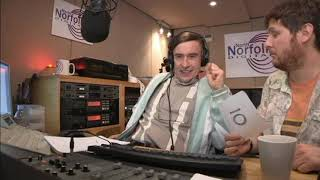 Alan Partridge - Don't tell me what I had