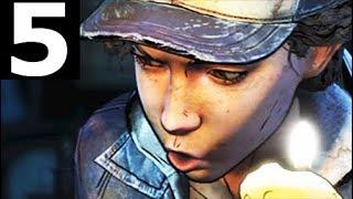 The Walking Dead Season 4 Episode 2 Part 5 - Righteous Clem - Alternative Choices Walkthrough