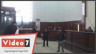 """بالفيديو.. 6 يناير.. الحكم على متهم فى إعادة محاكمته بقضية """"خلية الماريوت"""""""