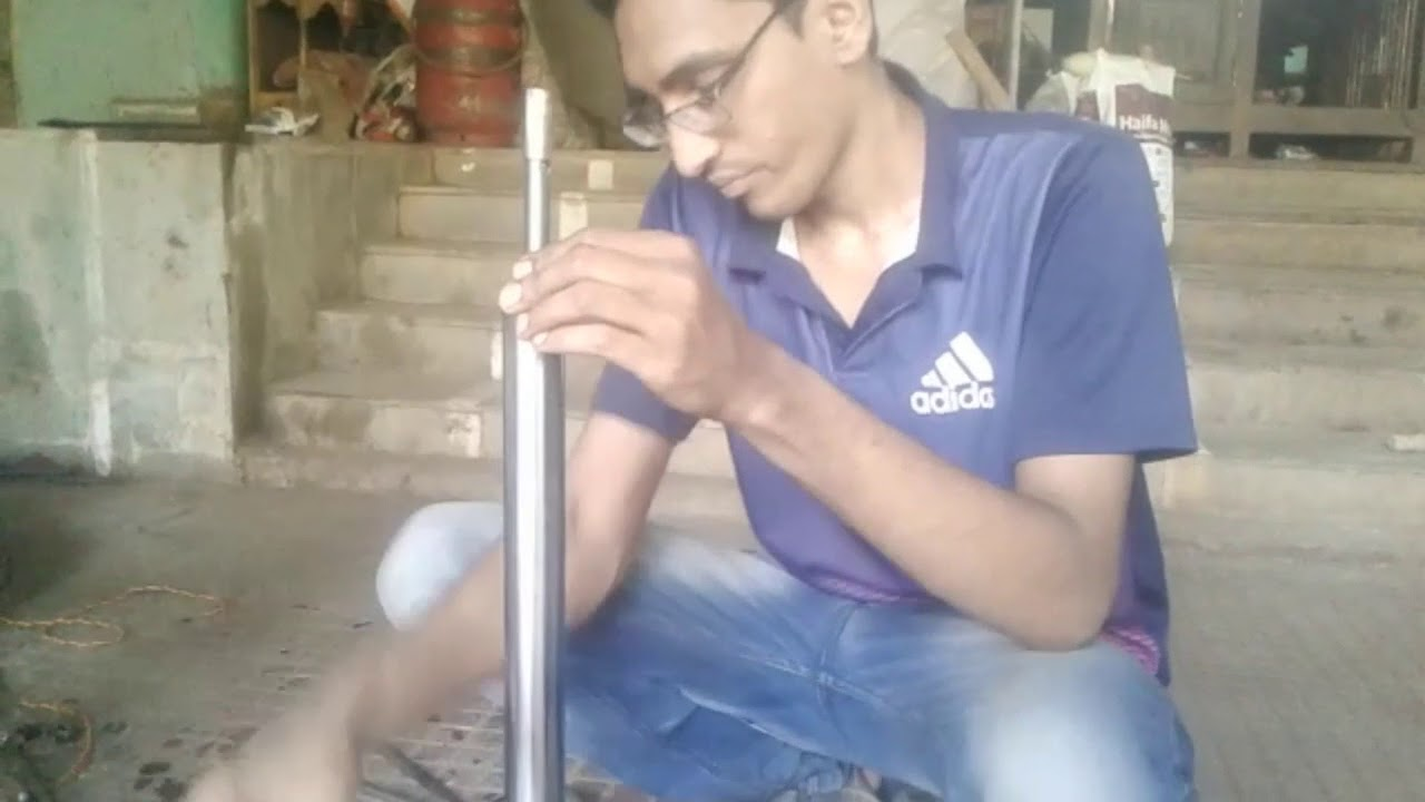 Royal Enfield shock absorber leaking solution in Hindi