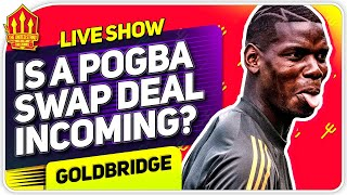 Man Utd Target Pogba for Varane Swap?! Man Utd News Now
