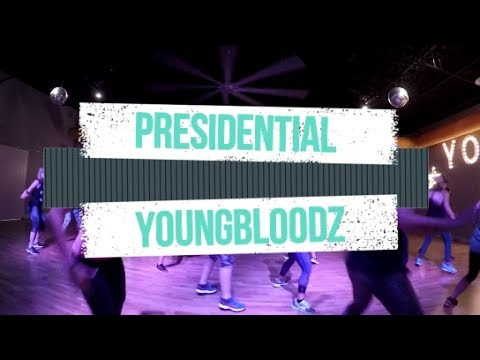 Presidential @ YoungBloodZ Throw Down at Fly Dance Fitness