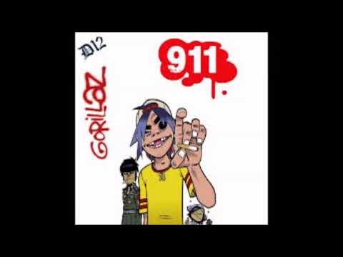 Gorillaz Feat. D12 - 911 Instrumental