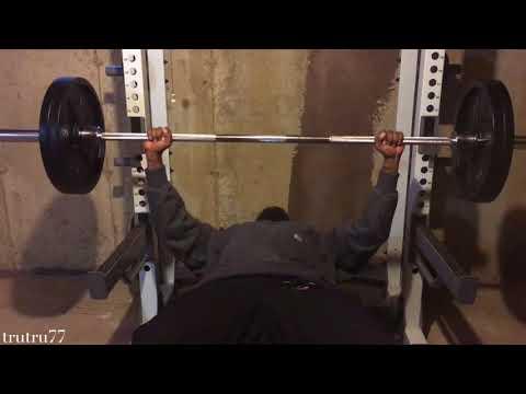 225 Pounds 40 Reps