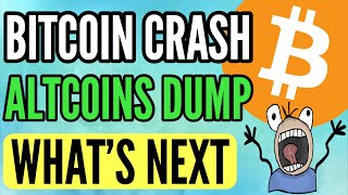 Bitcoin Price Crash btc Price Next Targets Altcoins Latest Price Updates News Hindi