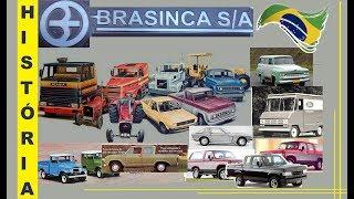 BRASINCA - Documentário - maior fábrica de cabines independente