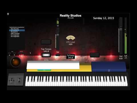 Passion - Let It Be Jesus ft. Christy Nockels MainStage 3 tutorial