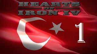 Hearts of Iron IV Türkçe Oynanış Türkiye 1