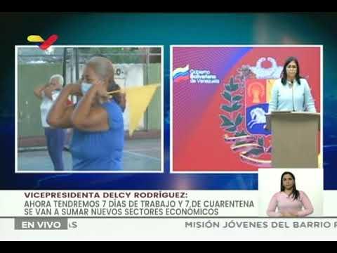 Reporte Coronavirus Venezuela, 05/06/2020: flexibilización cambia a 7+7 y reportan 58 nuevos casos